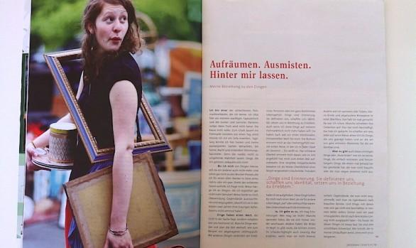 Reportage | Zeitschrift DRAN