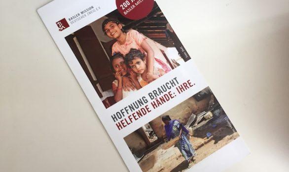 Fundraising-Flyer   Basler Mission