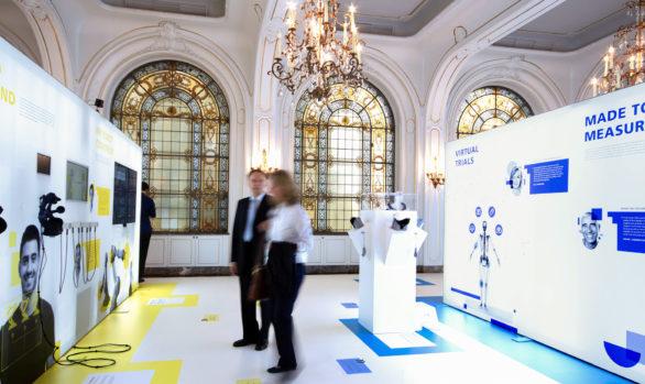 Ausstellungstexte | Fraunhofer Institut
