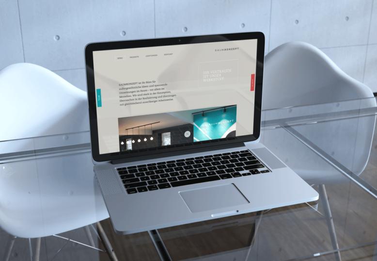 Webtexte | Raumkonzept