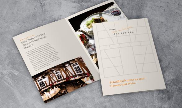 Texte für Web & Print | Die Weinstube Schellenturm